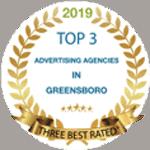 top 3 advertising agencies