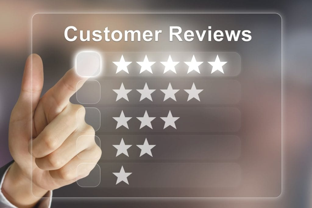 five star consumer review